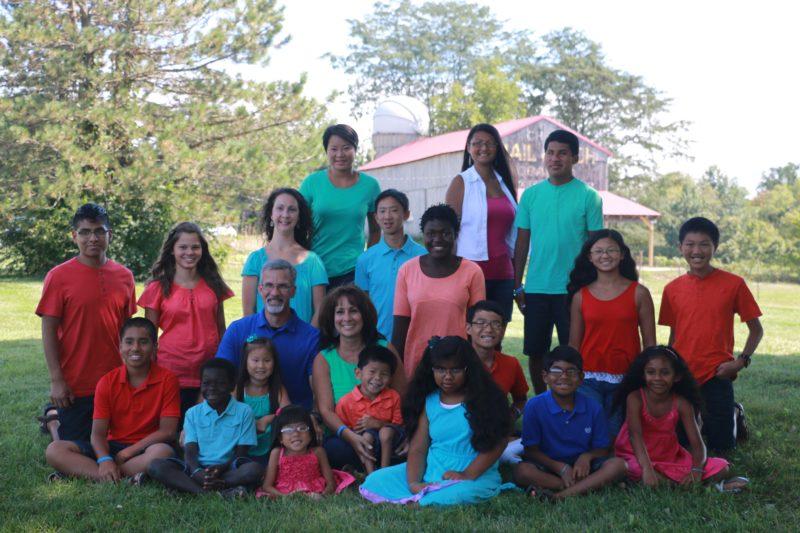 2015 Rosenow Family Photo