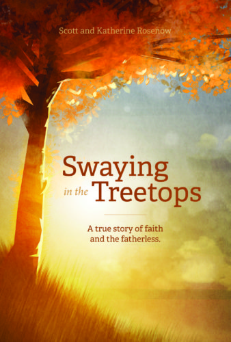 Swaying in the Treetops book cover